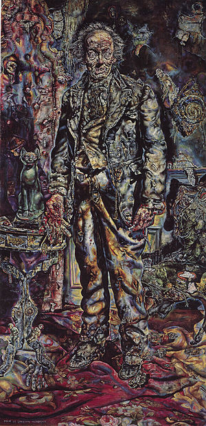 The picture of Dorian Gray Ivan Albright