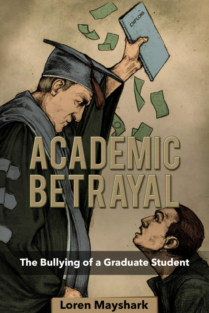 Academic Betrayal Book