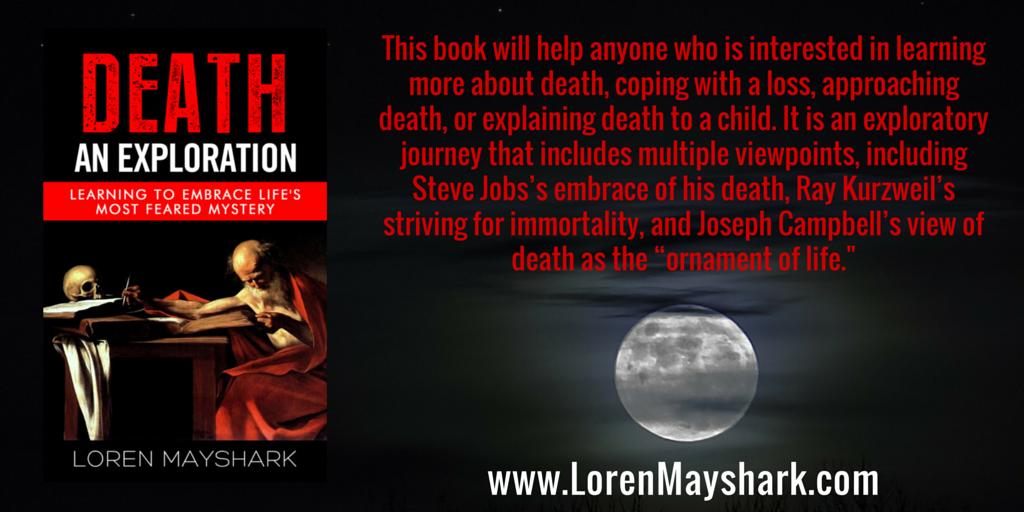 Death an exploration book