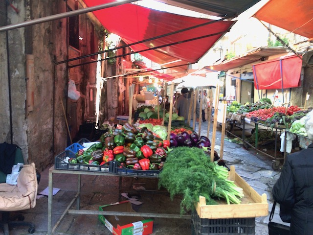 Sant'Ambrogio Market in Florence