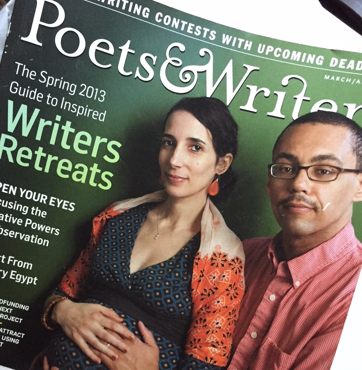 cover of Poets and Writers