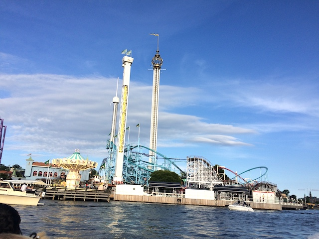 amusement park in Sweden