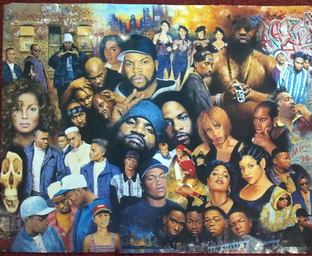Hip-hip golden age