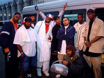 Wu-Tang clan hip-hop